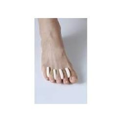 Séparateurs d'orteils en mousse