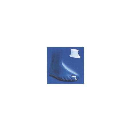 Séparateur orteils bobine silicone