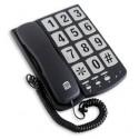 Téléphone à touches extra-large
